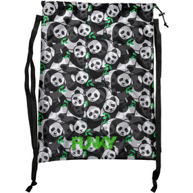 Funky Trunks Mesh Gear Bag, pandaddy